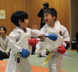 東京空手倶楽部&nbsp市ヶ谷教室(大人・子供クラス)
