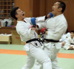 東京空手倶楽部&nbsp日本武道館教室(大人クラス)