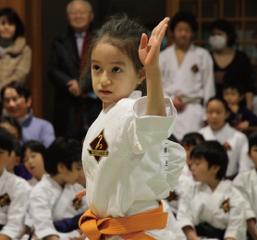 東京空手倶楽部&nbsp日本橋小学校教室(子供クラス)