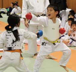 東京空手倶楽部 神田教室(幼児・子供クラス)