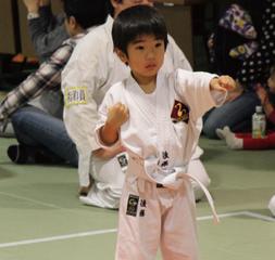 東京空手倶楽部 中央区浜町教室(幼児・子供クラス)