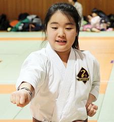 東京空手倶楽部 秋葉原教室(子供クラス)