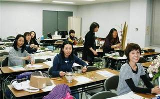 花四季フラワーアレンジメントスクール&nbsp【新横浜校】横浜の無料体験レッスンなら