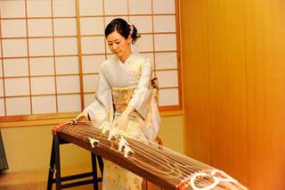 【お琴・無料体験】新宿/銀座/横浜 本格茶室あり!初心者大歓迎