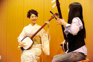 【津軽三味線】無料体験あり♪大人からオシャレに始める和楽器