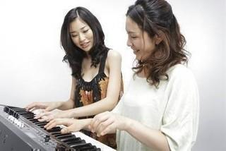 【キーボード個人体験】初めてでも1メロディー弾ける☆当日予約OK