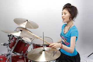 【ドラム無料体験レッスン】 教室で初めてのドラム