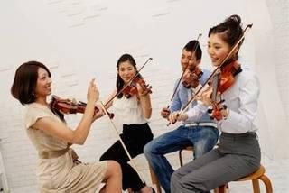【ヴァイオリン無料体験】初めての方も経験者も♪楽しく30分!