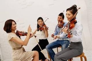 【バイオリン無料体験】個人レッスン♪楽しく30分!