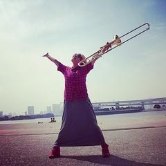 業界初!好きな曲でレッスン、トロンボーンならお任せ! 新宿☆