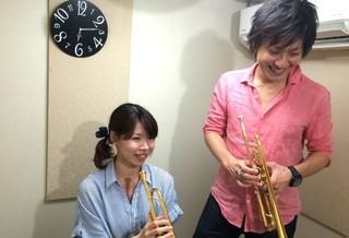 ドラマリン音楽教室&nbsp【初心者のためのトランペットスクール♪東京 新宿】