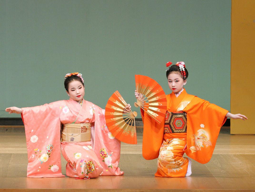若柳雅康 日本舞踊稽古場