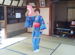 日本舞踊基本コース(神奈川県小田原校)
