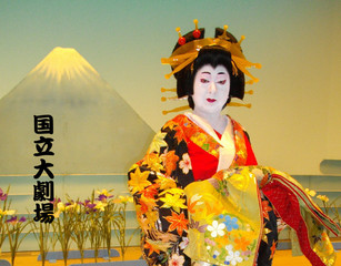 清水寺近くの落ち着いたお稽古場 日本舞踊基本コース(京都校)
