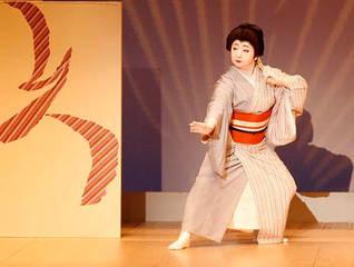 心と体の癒しのお稽古場 日本舞踊基本コース(東京都中目黒校)