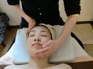 小美顔フェイシャルマッサージ講座 3日で資格取得!