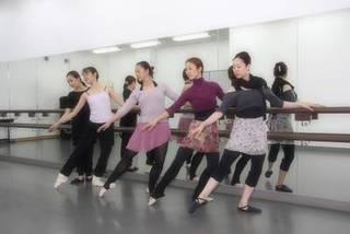 大人のためのクラシックバレエ教室
