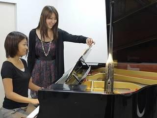 朝のピアノ教室