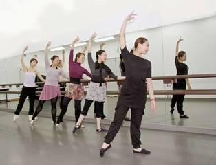 大人のためのクラシックバレエ 経験者