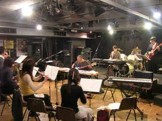 ジャズオーケストラ教室