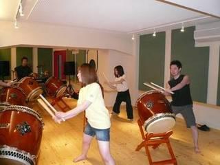 和太鼓体験教室