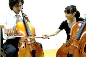宮地楽器MUSIC JOY渋谷&nbsp【チェロ教室 渋谷】音楽教室 レッスン