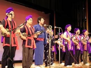 沖縄民謡を楽しもう♪【三線】