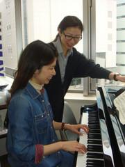 音楽レッスンの定番【ピアノ】