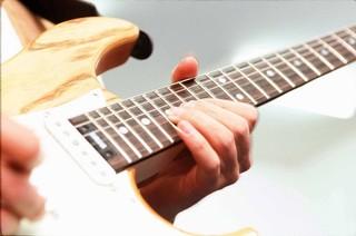 バンドの花形【エレキギター】