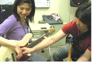 宮地楽器MUSIC JOY渋谷&nbsp【エレキベース教室 渋谷】音楽教室 レッスン