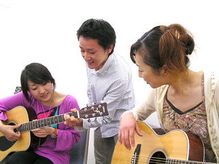 宮地楽器MUSIC JOY渋谷&nbsp【ジャズ・ボサノヴァギター教室 渋谷】音楽教室 レッスン