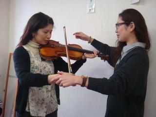 美しい音色が魅力♪【ヴァイオリン】