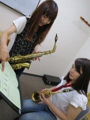 宮地楽器MUSIC JOY渋谷&nbsp【サックス教室 渋谷】音楽教室 レッスン