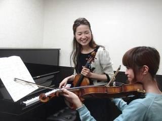【ヴァイオリン】駅徒歩4分で本格マンツーマンレッスン☆