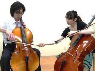 【チェロ】楽器貸し出しOK・現役講師の本格派