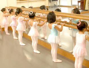 子供のための幼児クラシックバレエ〈ワガノワメソッド〉