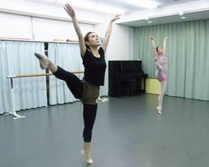 バレエ経験を積んできたあなたへ~クラシックバレエ中級クラス