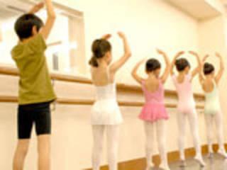 子供のためのクラシックバレエ(幼児)