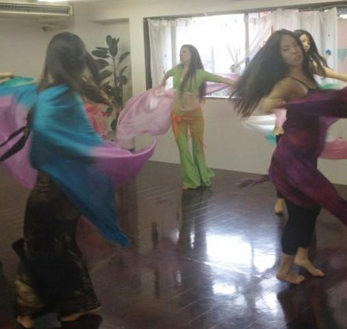 バルシュオリエンタルダンス