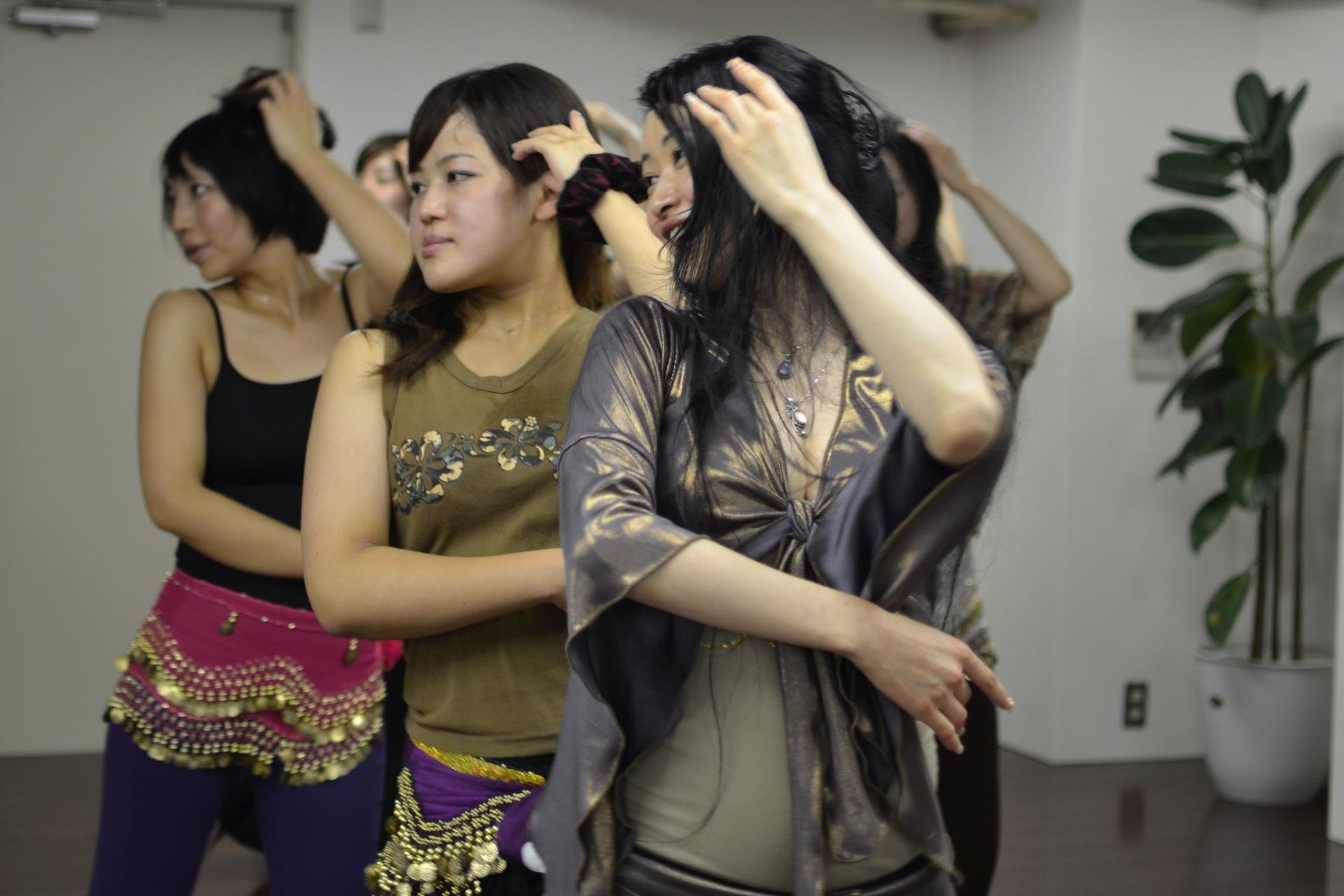 バルシュオリエンタルダンス 池袋教室