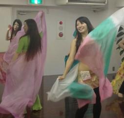 【千葉】でベリーダンスを習うなら♪超入門コース