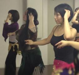 【東京・池袋】のベリーダンス教室ならここ!【初心者】大歓迎!振り付けが学べる入門コース!