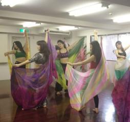 【東京・高田馬場】でベリーダンスに初挑戦!初心者の為の超入門コース♪【ベリーダンス専門教室です!】