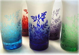 駅近徒歩5分★横浜元町でおけいこ★実用的なガラス工芸!サンドブラストコース