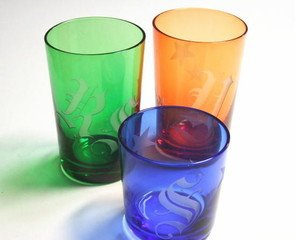 【プチ学】サンブラストで作るマイグラス♪♪/1回3240円