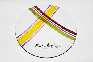 【プチ学】ガラスのお皿をカラフルに!/1回3240円