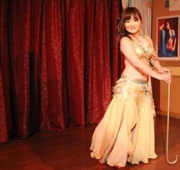 【初中級・経験者クラス】人気のベリーダンス!★in大久保