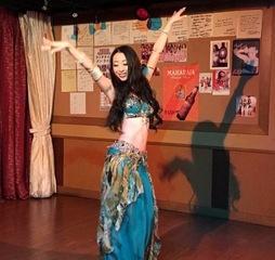 【新規開講】人気のベリーダンス!★in大久保