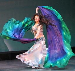 【入門初級】人気のベリーダンス!★in小岩