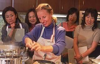 料理研究家ダニエラ・オージックのイタリア家庭料理コース